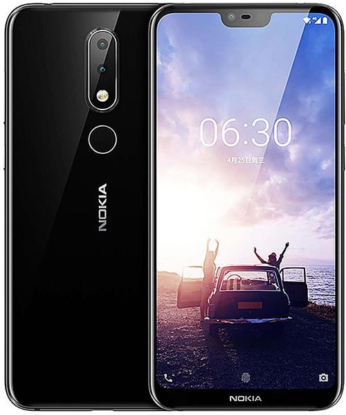 Ép kính Nokia 6.1 Plus tại Huế | Thay mặt kính cảm ứng nokia X6