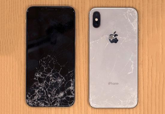 Ép kính iPhone X tại Huế uy tín và chất lượng