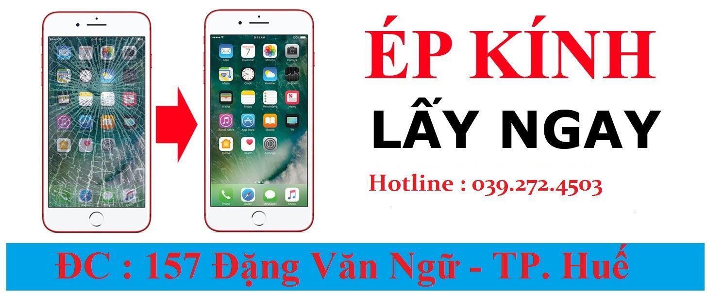 Địa chỉ ép kính điện thoại Xiaomi Redmi Note 4x tại Huế