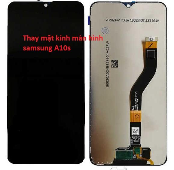Ép kính Samsung A10S lấy liền tại Huế giá rẻ