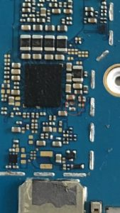 Chia sẻ Samsung J7 Prime mất nguồn chạm 0.02A