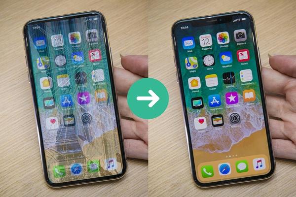 Ép kính iPhone XR tại Huế giá rẻ