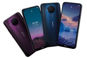 Nokia 5.4  lên kệ với giá 4,99 triệu đồng tại Việt Nam
