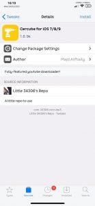 Hướng dẫn tải và cài đặt youtube cho iPhone, iPad đời thấp