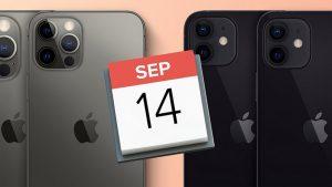 Apple iPhone 13 series sẽ ra mắt chính thức vào ngày 14 tháng 9